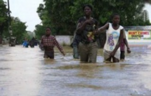 Hurricane Matthew made landfall in Haiti on Tuesday October 4, 2016 with 145 mph winds, two feet of rain and storm surge, k, killing ove...